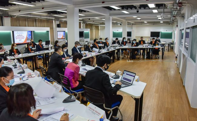 ศึกษาศาสตร์ก้าวสู่ความเป็นเลิศรับการตรวจประเมินคุณภาพการศึกษาฯ EdPEx200