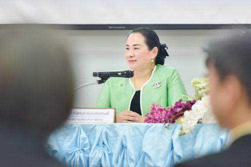 Ajarn Natsamol Tanakulrangsarit, Assistant to the President for Special Affairs