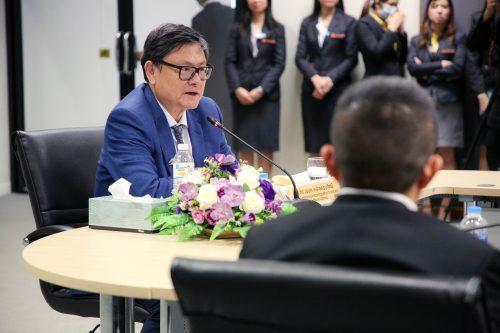 Adjunct Professor Dr. Anek Laothamatas