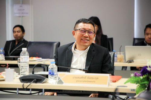 Dr. Somsak Jungtrakun, Khon Kaen Governor