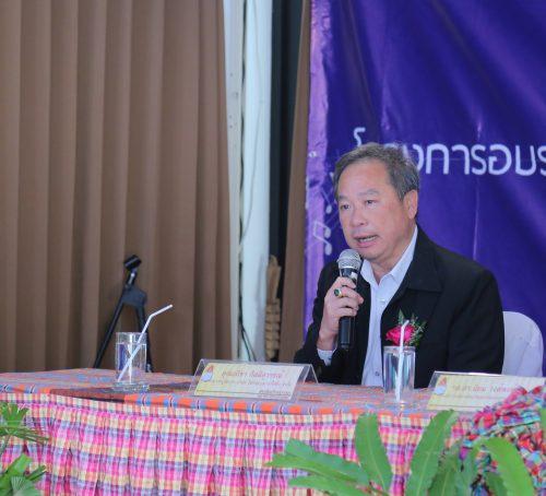 Khun Apicha Kittisuwan, Executive Director of Focus Advertising Co.Ltd.